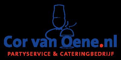 Cor van Oene logo