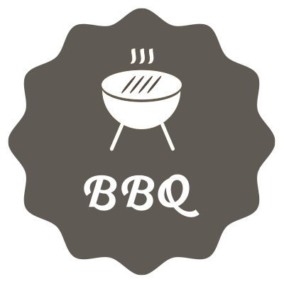 BBQ Cor van Oene