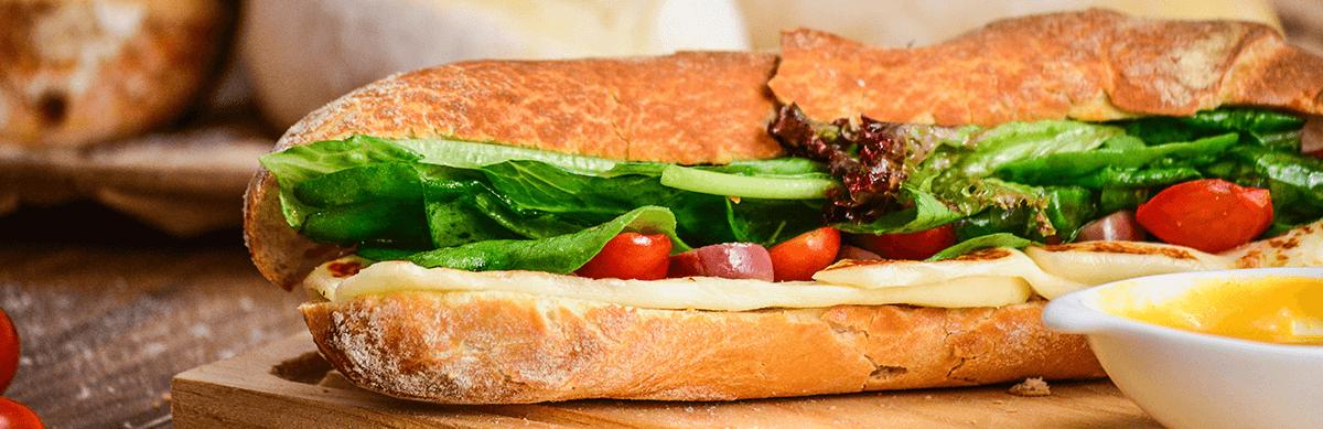 Broodjes Service beleg